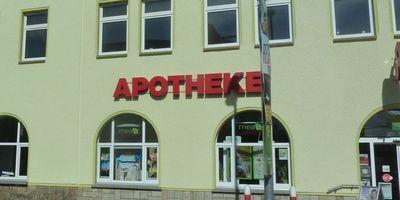 Baumgarten-Apotheke, Inh. Richard Aurich in Grüna Stadt Chemnitz