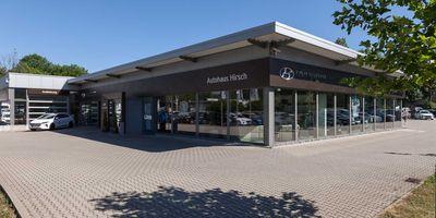 Autohaus Hirsch GmbH in Chemnitz in Sachsen
