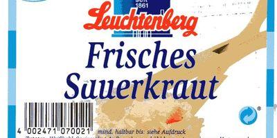 Leuchtenberg Sauerkrautfabrik GmbH in Sechtem Stadt Bornheim im Rheinland