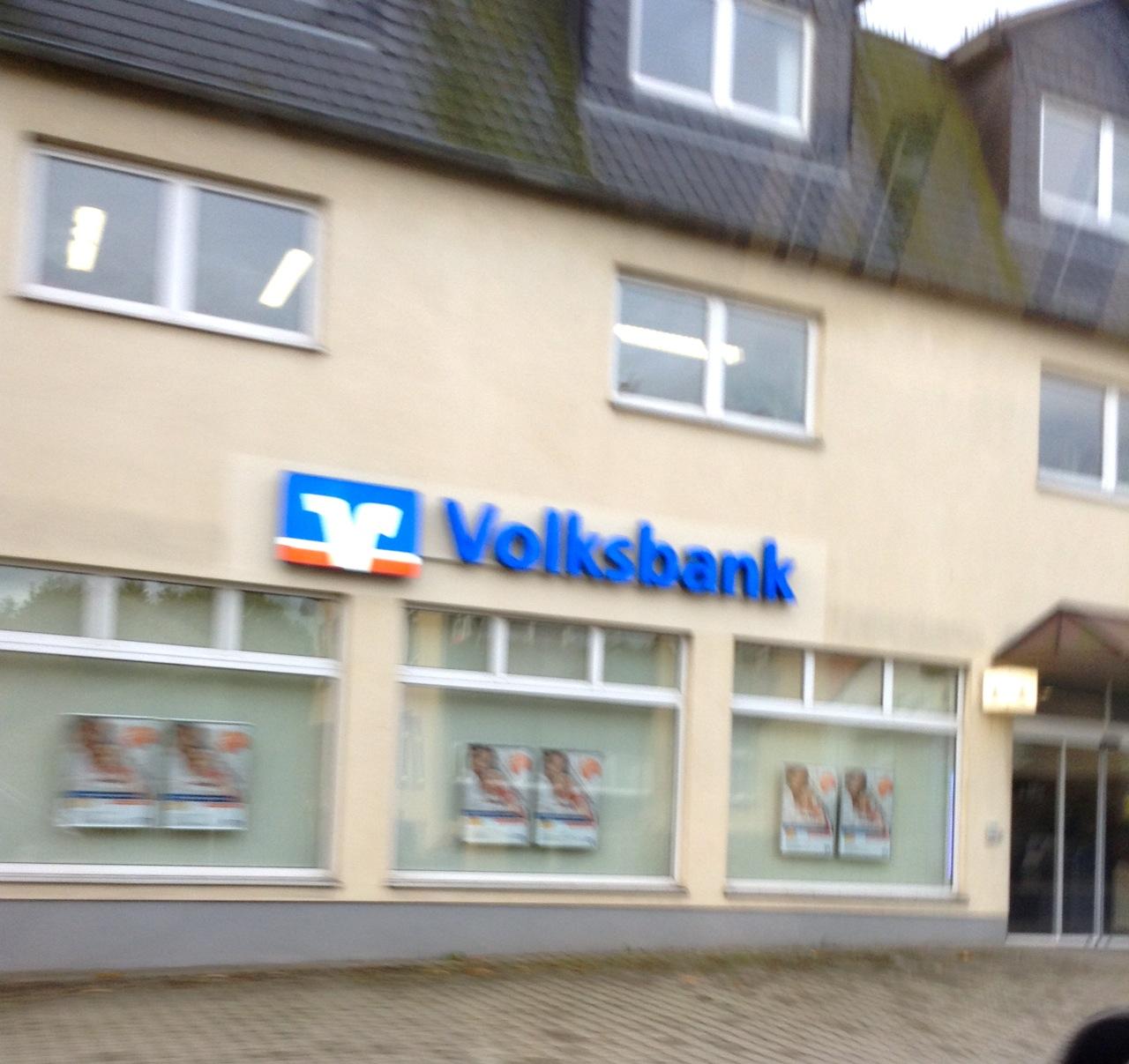 Volksbank Chemnitz eG in Chemnitzer Str. 97 09224 Chemnitz-Grüna