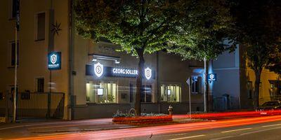 Georg Soller / Versicherung seit 1951 in Straubing