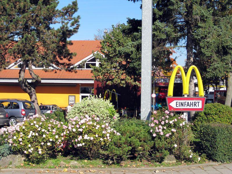 Mcdonalds Burglengenfeld