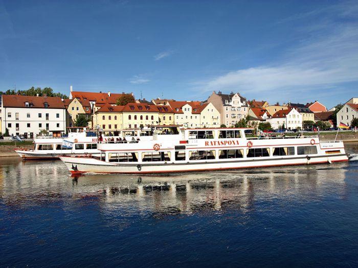 Schifffahrt Klinger Regensburg