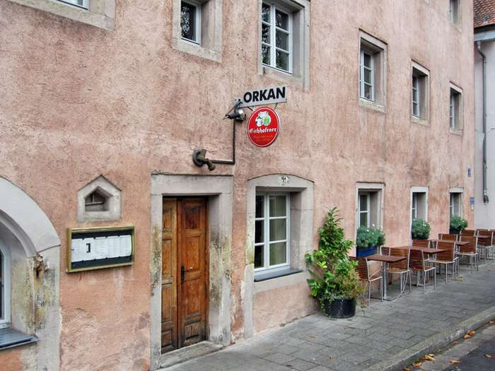 Restaurant Orkan Regensburg