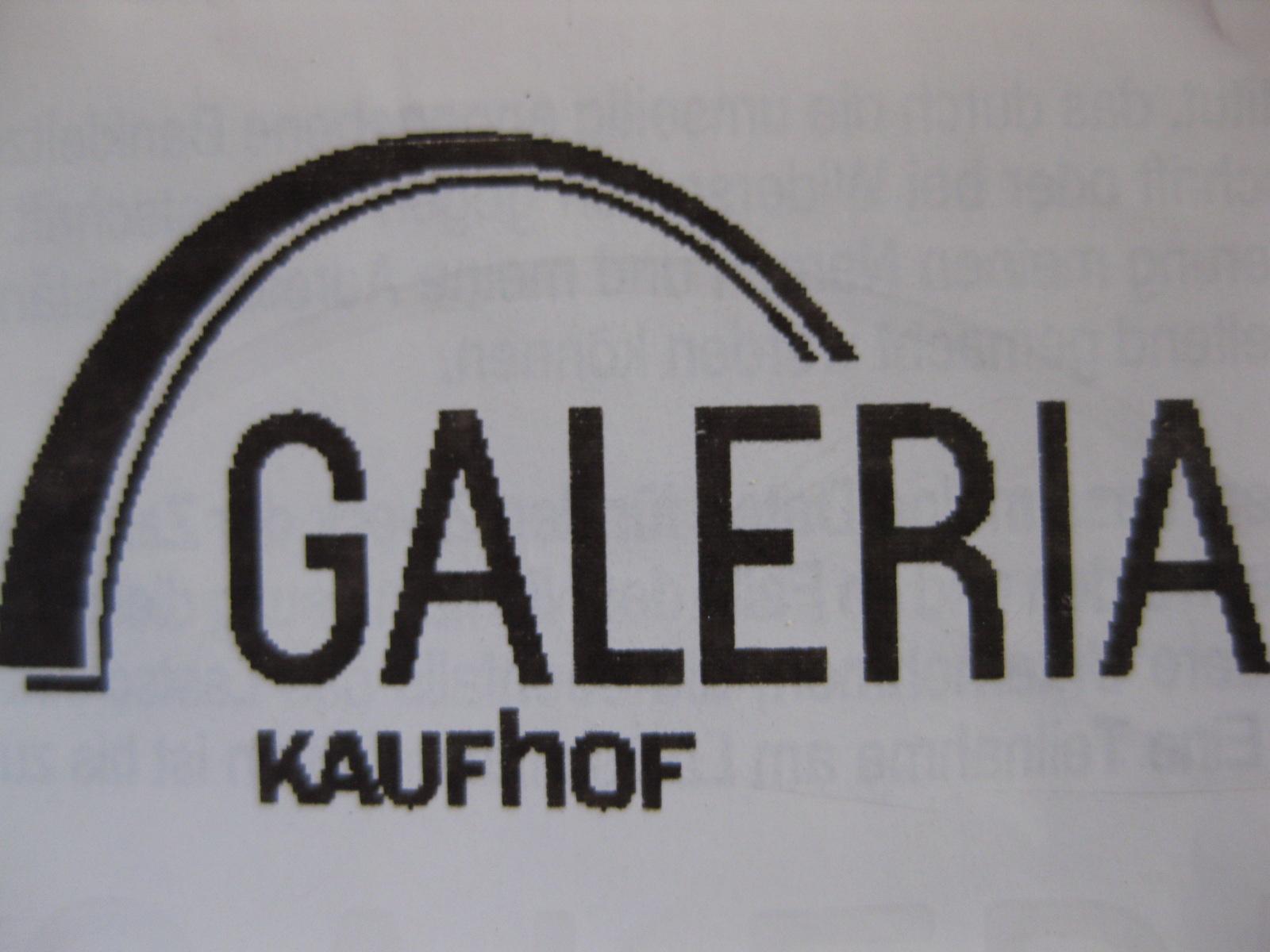 Galeria Kaufhof Am Marienplatz 80331 München Altstadt