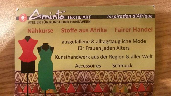 Handwerker Bewertung aminta textil atelier für kunst und handwerk 1 bewertung