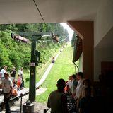 Riesenrutschbahn-Poppeltal, Karl Wittmann in Enzklösterle