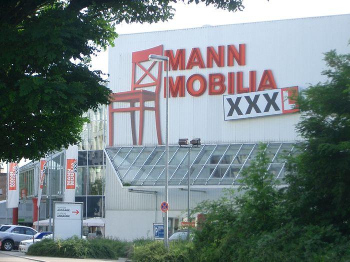 Xxxl mann mobilia ludwigsburg m belhandel 20 bewertungen for Xxxlmannmobilia