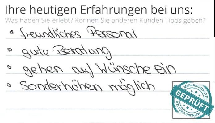 Bewertungen zu Grimm Küchen Rastatt in Rastatt