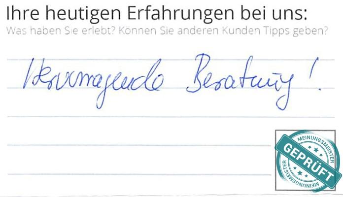 Ein Kunde Vor Ort Hat Grimm Kuchen Offenburg 4 6666665 Sterne Gegeben