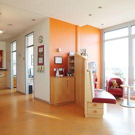 Schwerpunktpraxis für Entwicklung und Lernen in Bamberg