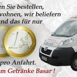 Getränke Basar Inh. Eberhard Hentze in Berlin