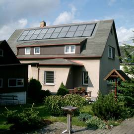 Bild zu Energietechnik Unger in Jahnsdorf im Erzgebirge