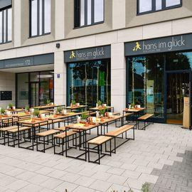 HANS IM GLÜCK Burgergrill & Bar in München