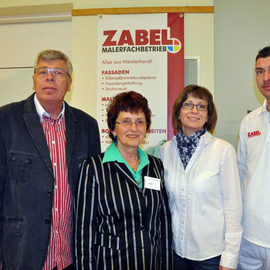 Bild zu ZABEL GmbH Malermeisterbetrieb in Lutherstadt Wittenberg