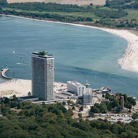 Bild zu Maritim Strandhotel Travemünde in Lübeck Travemünde