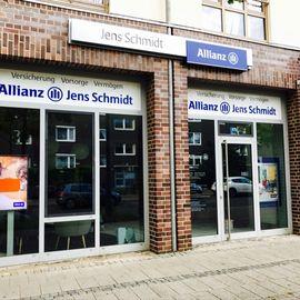 Allianz Versicherung und Baufinanzierung Jens Schmidt in Bremen