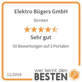 Elektro Bügers GmbH in Dorsten