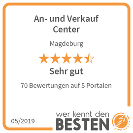 An- und Verkauf Center in Magdeburg