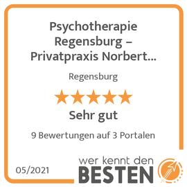 Psychotherapie Regensburg – Privatpraxis Norbert Lichtenwalter in Regensburg