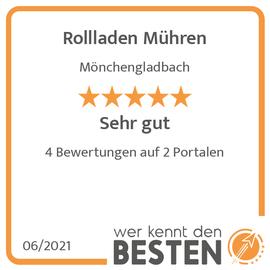 Rollladen Mühren in Mönchengladbach