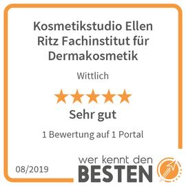 Kosmetikstudio  Ellen Ritz Fachinstitut für Dermakosmetik in Wittlich
