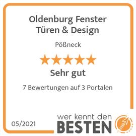 Bild zu Oldenburg Fenster Türen & Design in Pößneck