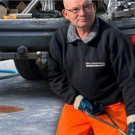Bild zu Bennemann Rohr- und Kanalreinigung GmbH in Laatzen
