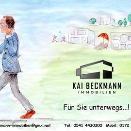 Bild zu Beckmann Immobilien in Osnabrück