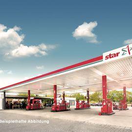 Bild zu star Tankstelle in Liebenburg