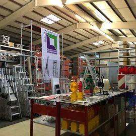 Bild zu A-Z Gerüsthandel Inhaberin Stefanie Neeb in Nauheim Kreis Groß-Gerau