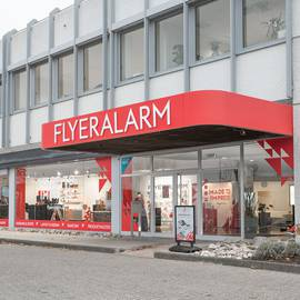 Bild zu FLYERALARM Store Würzburg in Würzburg