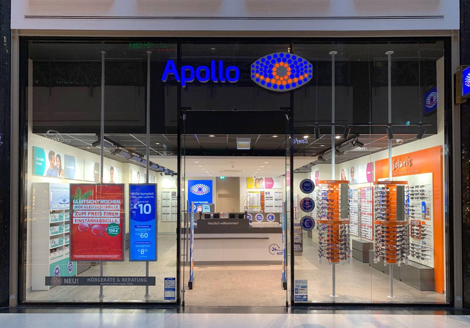 Apollo lesebrille