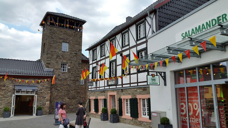 heiße neue Produkte speziell für Schuh noch eine Chance Robert Ley Outlet City Outlet Bad Münstereifel - 2 ...