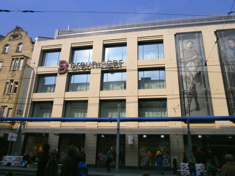 Breuninger Karlsruhe 8 Bewertungen Karlsruhe Innenstadt