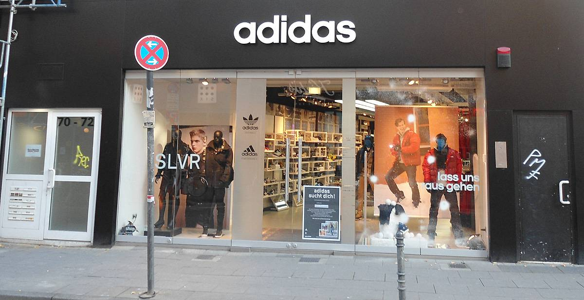 official new concept best authentic adidas Store - 7 Bewertungen - Köln Altstadt-Nord - Ehrenstr ...