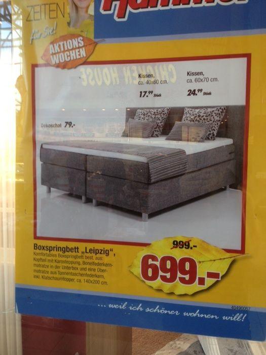 Hammer - Fachmarkt für Heim-Ausstattung, Südring Center ...
