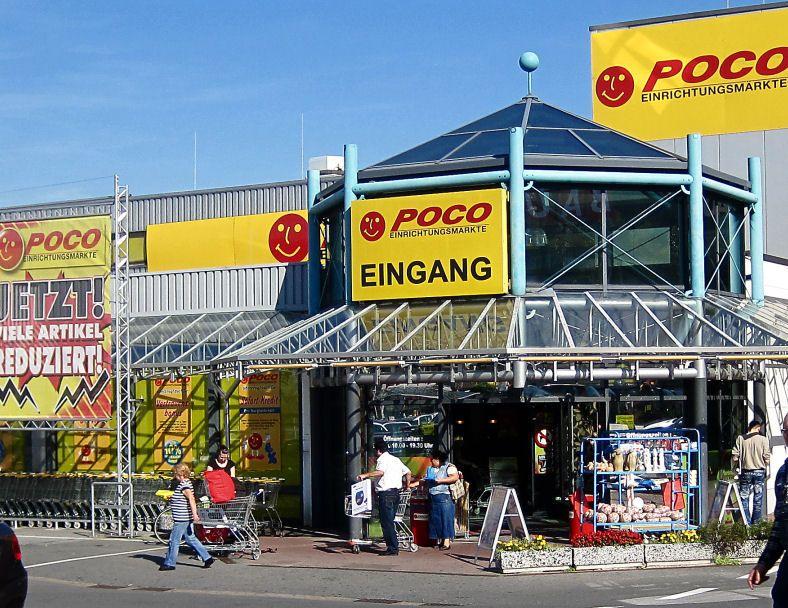Poco Aachen Lager