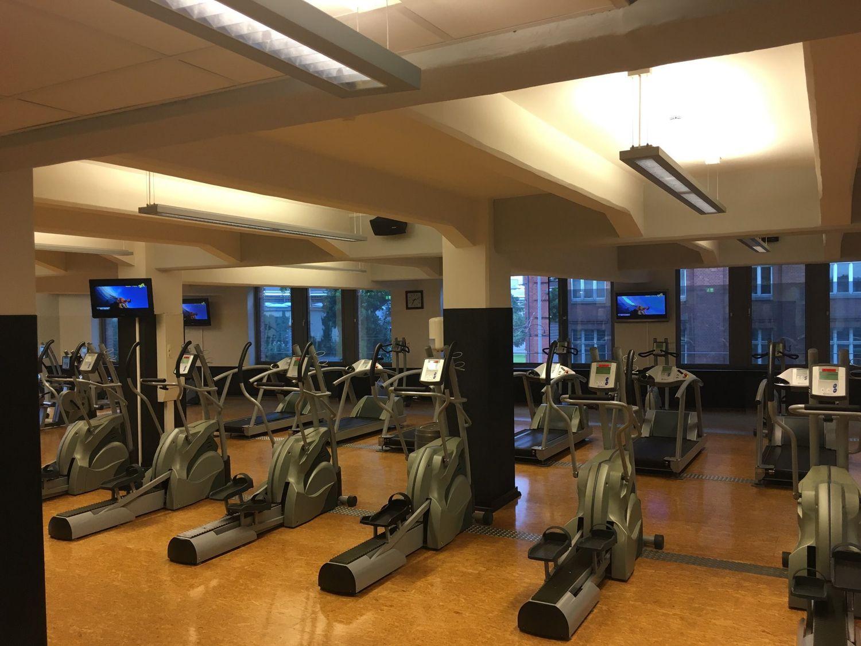 Mcfit Fitnessstudio Wiesbaden