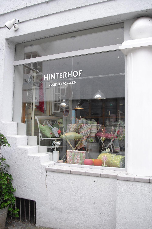 Hinterhof Kuchen Und Garten 1 Foto Tubingen Innenstadt