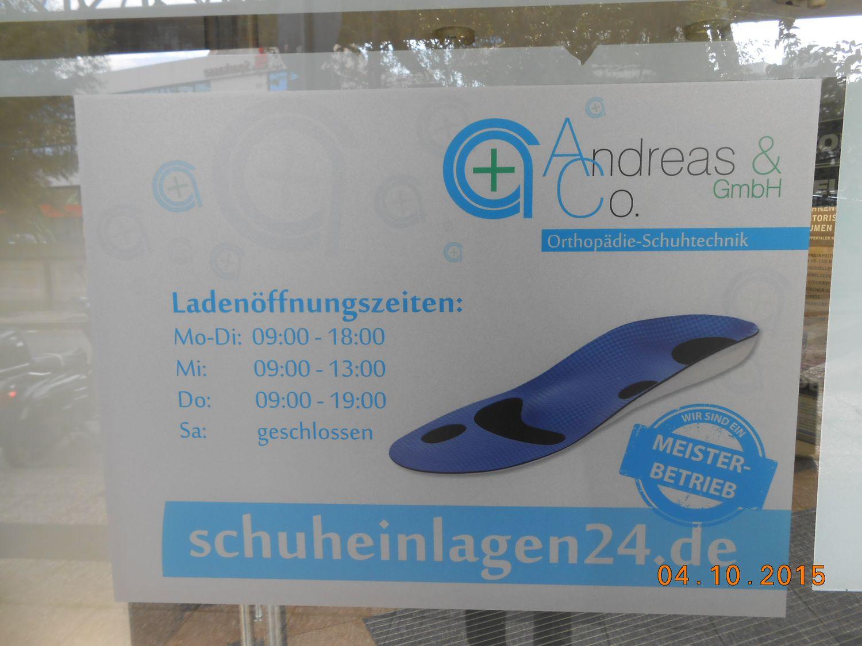 Sensomotorische Einlagen: Orthopädie Schuhtechnik Bernd