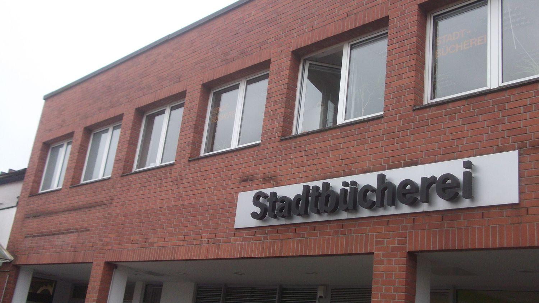 Bücherei Düsseldorf Rath