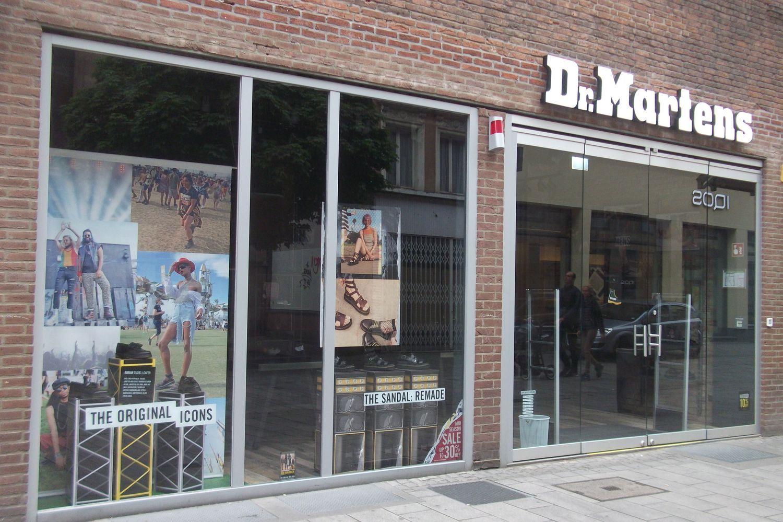 Dr. Martens Store 1 Foto Düsseldorf Altstadt Flinger