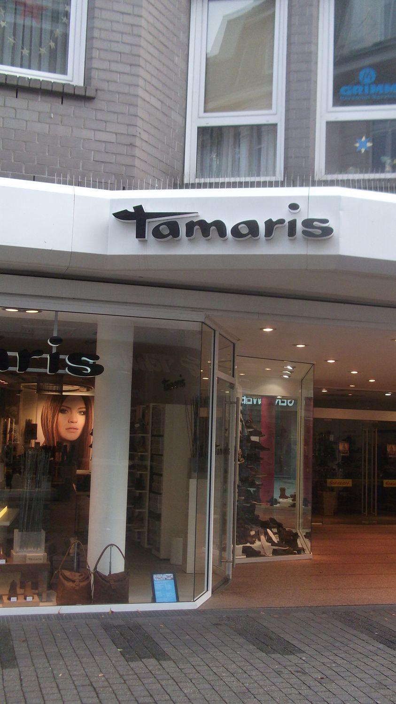 Tamaris Store 1 Foto Düsseldorf Benrath Hauptstr