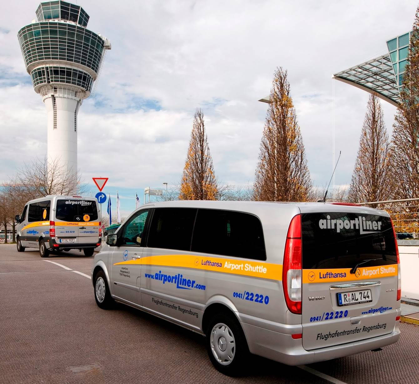 Airportliner Regensburg Flughafentransfer 31 Bewertungen