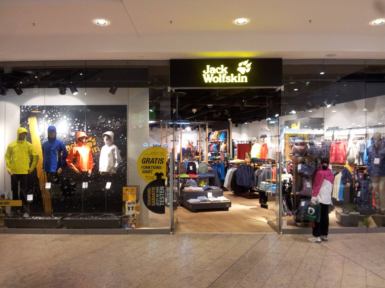 on sale 65aa0 11d76 Jack Wolfskin Store - 3 Bewertungen - Berlin Marzahn ...