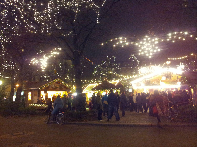 Haidhausen Weihnachtsmarkt.Haidhauser Weihnachtsmarkt 4 Bewertungen Munchen