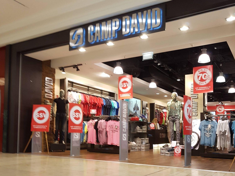 website for discount on feet shots of new product Camp David in der Rathaus-Galerie - 20 Bewertungen ...