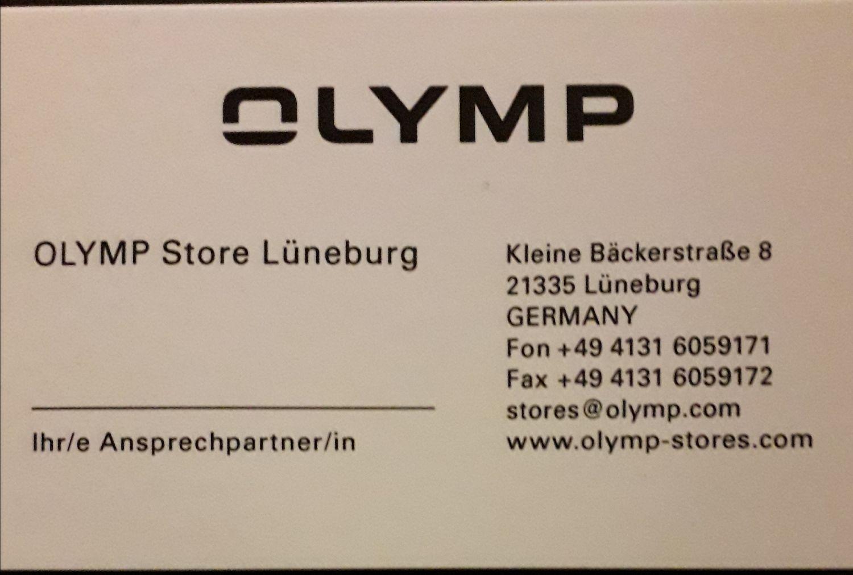 UK Verfügbarkeit Sonderangebot erstklassiges echtes Olymp Store Lüneburg - 2 Bewertungen - Lüneburg Altstadt ...