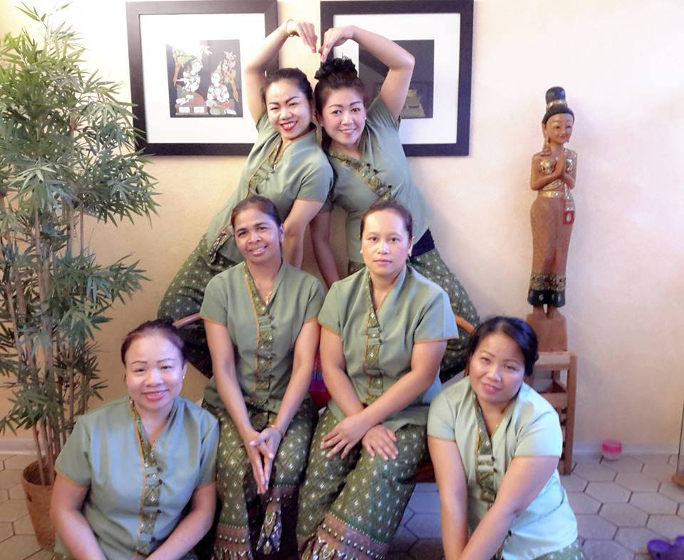 Thai massage waiblingen